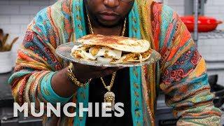 Meyhem Lauren's Dominican Quesadillas - How To