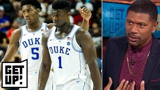 Could Zion Williamson's Duke squad beat Jalen's Fab Five Michigan team? | Get Up!