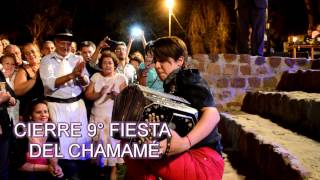 Repeat youtube video Milagros Caliva Fiesta Del Chamame De Mercedes Corrientes