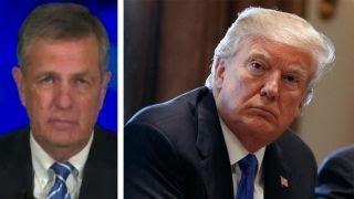 Hume: Trump's public negotiations unprecedented thumbnail
