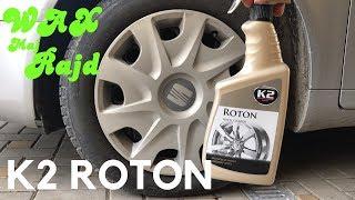 K2 Roton wheel cleaner
