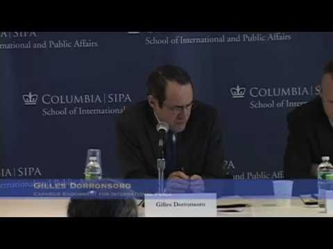 "Sixth Annual Saltzman Forum ""Afghanistan: Prospects for Peace"" (Part 3 of 4)"