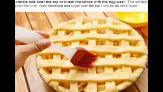 how to make a apple pie