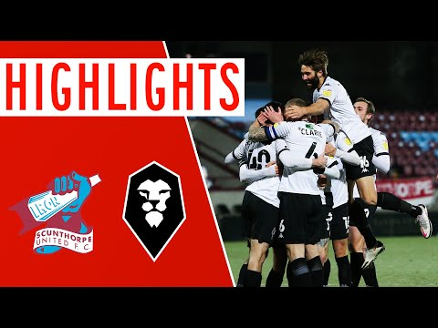 Scunthorpe Salford Goals And Highlights