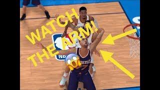 NBA2K19 GLITCH - MY ARM