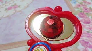 古い玩具を紹介しています♪1989年発売 31年前のおもちゃ ハートの回転部分が壊れています。壊れていても動いていましたが、全く動かなくなって...