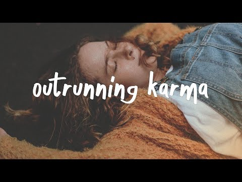Alec Benjamin - Outrunning Karma (Lyric Video)