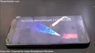 Yezz Andy 5T - AnTuTu Benchmark and Score