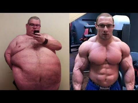 Top 10 Unusual Body Transformations