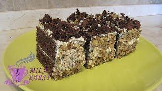 """Шоколадный торт Эскимо (Delicate chocolate cake """"Eskimo"""") Простой рецепт"""
