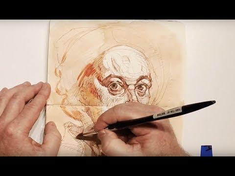 ADVANCED ARTIST: Maintaining a Sketchbook #5