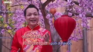[Karaoke-Mashup] Mùa xuân ơi & Ngày xuân long phụng sum vầy
