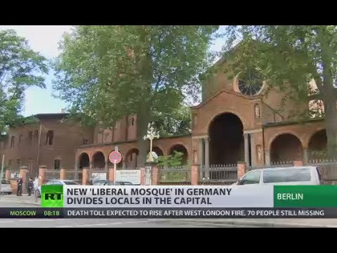Germany's first 'liberal mosque' opens in Berlin, bans niqabs & burkas