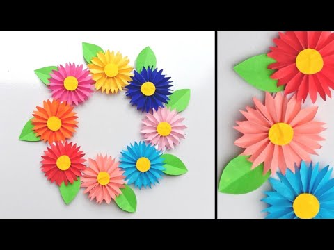easy-wall-hanging-|-wall-hanging-craft-ideas-|-paper-crafts-|-wall-hanging-|-paper-crafts