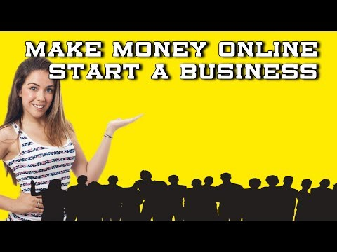How To Start Online Business From Home With No Money (2019)✅