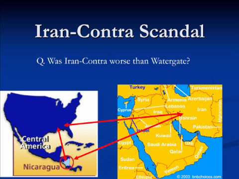 an analysis of the iran contra scandal Washingtonpostnewsweek interactive, llc iran-contra's untold story  side of the scandal for the iran-contra report,  an in-depth analysis of the little-examined.