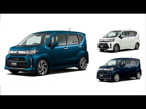 2018 Daihatsu Move Custom Come With New Body Kit Youtube