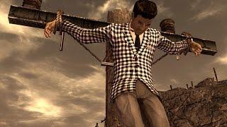 FALLOUT New Vegas: BENNY GLADIATOR ENDING 'Gladiator Duel' (VERY HARD)