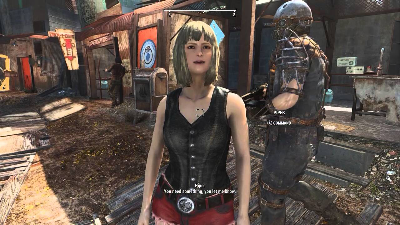Fallout 4 Porn Youtube - Office Girls Wallpaper-9733
