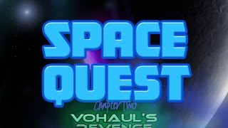 Space Janitor (Space Quest 2 Remake Ending Credits Theme by James Mulvale)