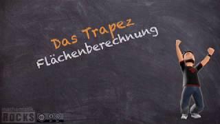 Fläche Trapez | Flipped Classroom | mathematik.rocks | Phil Stangl