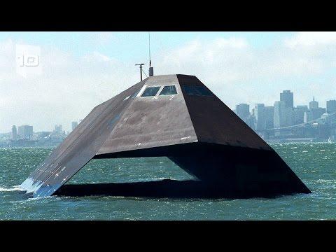 10 veículos militares mais surpreendentes de DARPA