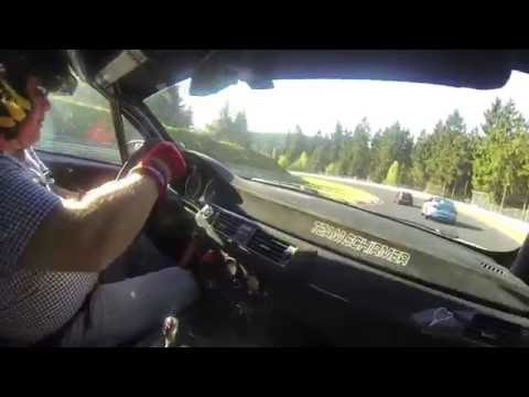 08.05.2016 Nurburgring inside Schirmer M3 E92 with Klaus
