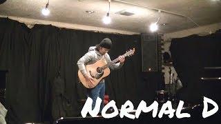 Hiro Kitz Japan- Solo Guitar - Live @Kobe Big Apple 12/08/13 Normal D
