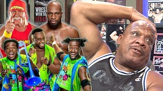 Tony Atlas Shoots on New Day & Titus O'Neil's Responses to Hulk Hogan :: Wrestling Insiders