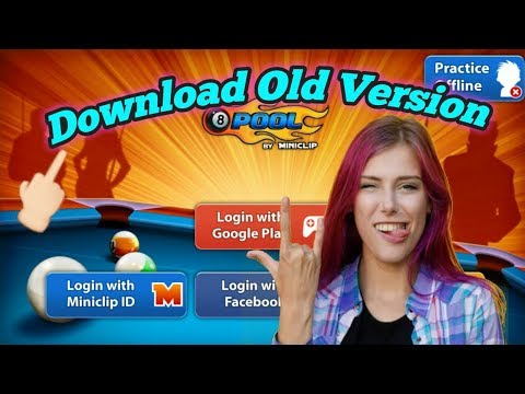 How To Download 8 Ball Pool Old Version | Android Mobile 8 Ball Pool Version | 2018 Update | 8BP