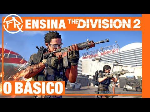 FILIPE RAMOS ENSINA The Division 2: COMEÇANDO DO BÁSICO