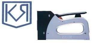 Строительный степлер: электрический, механический, пневматический, их выбор, отзывы, видео