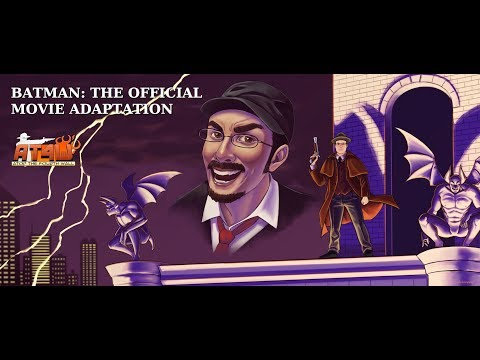 Batman: The Official Movie Adaptation - AT4W/Nostalgia Critic