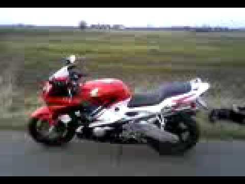 honda cbr 600r first bike