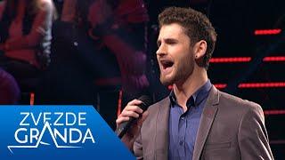 Fatmir Sulejmani - Bolje moglo je, Sreco ne krivi me - (live) - ZG 1 krug 15/16 - 26.12.15. EM 14