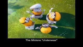 The Minions Underwear
