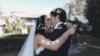 Ece and Arda's Wedding | Casa Feliz | Winter Park, FL