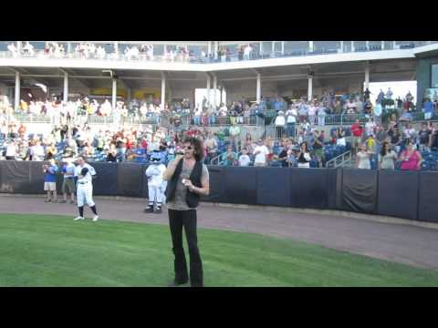 ZO2 @ Bridgeport Bluefish Baseball Game