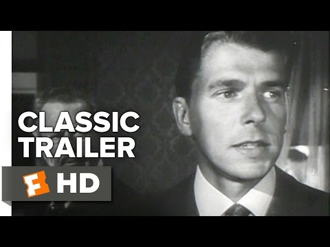 Kings Row (1942) Official Trailer - Ronald Reagan Movie