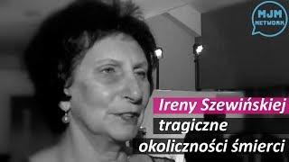 Tragiczne okoliczności śmierci Ireny Szewińskiej. O tym się nie mówi