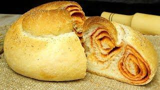 Ароматный и вкус отменный! Итальянский хлеб ФОКАЧЧА ЛУКАНА