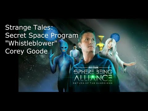 Strange Tales: Secret Space Program