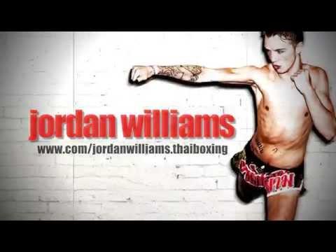 jordan williams thai boxing