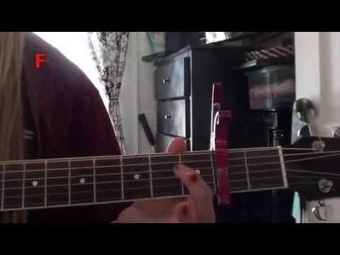 Show You-Shawn Mendes Easy Guitar Tutorial