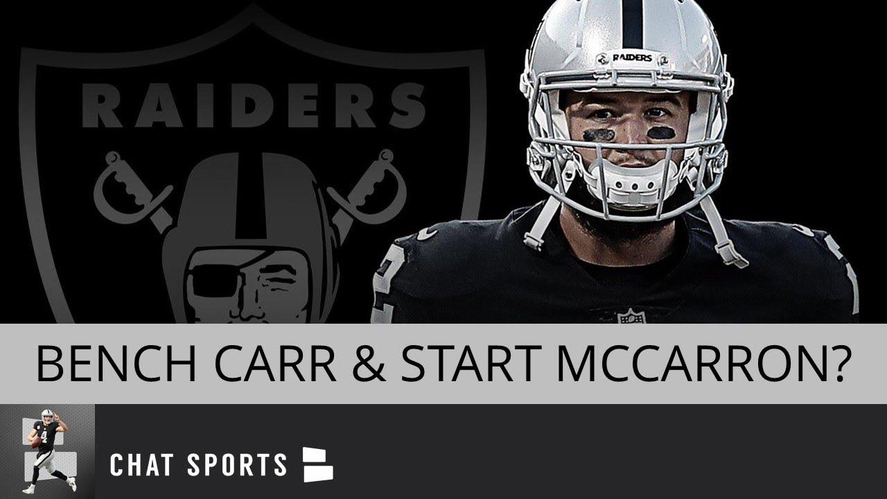 info for 973ce ff33c Oakland Raiders Rumors From Raider Nation - Start AJ McCarron, Von Miller  Trade & Cut Bruce Irvin