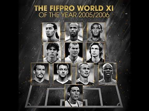 Team FIFA FIFPro World XI 2005 - 2006 [FO3]