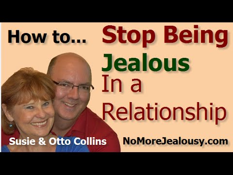 How to keep from being jealous
