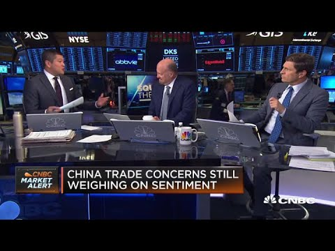 Jim Cramer: Start To US-China Trade Talks Couldn't Be Worse
