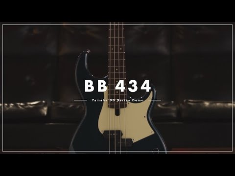 Yamaha BB Series Demo | BB434