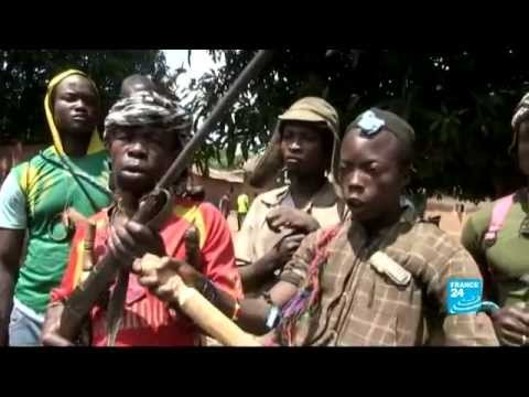 Africa News: Violence rages in the Central African Republic isolated from the world